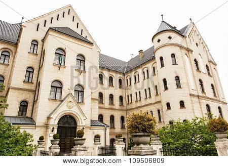 Theological College In Gyor, Hungary