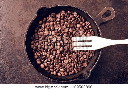 The Process Of Roasting Coffee Beans