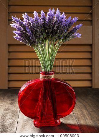 Bundle Of Lavender Flowers