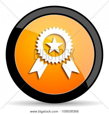 award orange icon