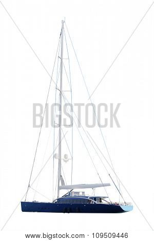 The image of a sailboat