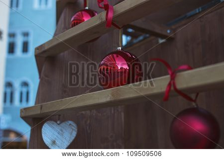 Christmas Market Decorations