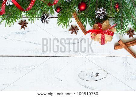 Christmas Baking Concept
