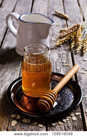 Liquid Sweet Honey
