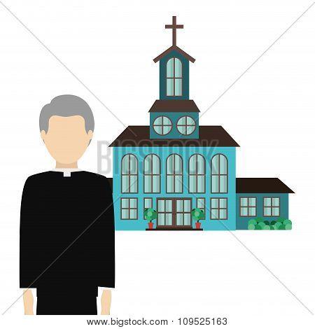 Catholic religion design