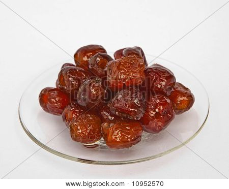 Jujube In Syrub