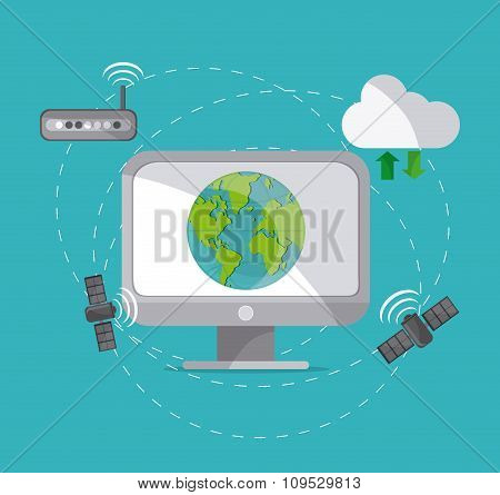 Global communications design