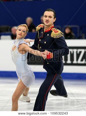 Tatiana Volosozhar / Maxim Trankov (rus)