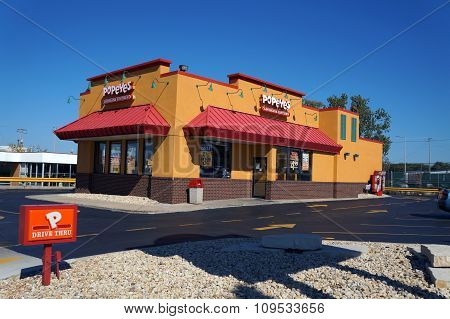 Popeye's Louisiana Kitchen