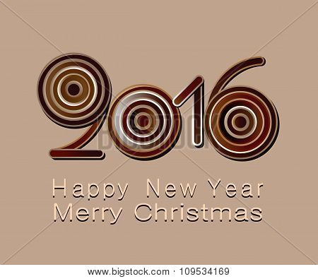 2016 Happy New Year and Merry Christma