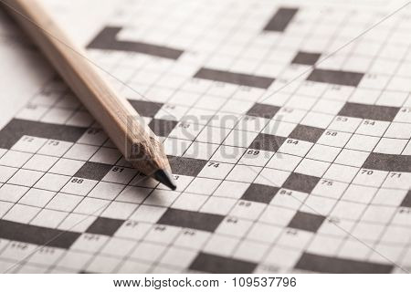 Crossword.