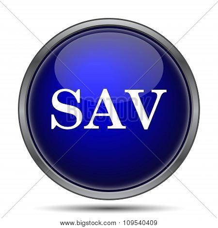 Sav Icon