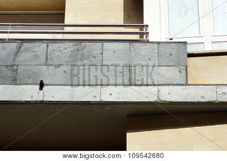 Detail of a facade 31