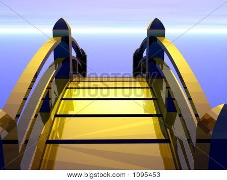 Golden Bridge Heading To Success