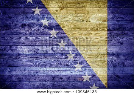 Wooden Boards Bosnia And Herzegovina