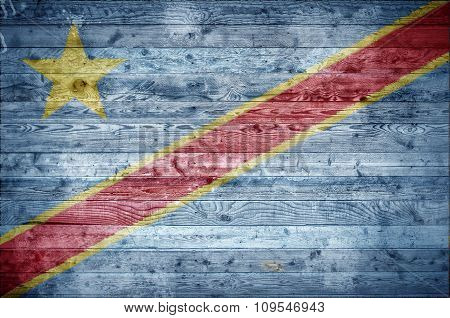 Wooden Boards Congo Kinshasa