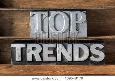 Top Trends Tray