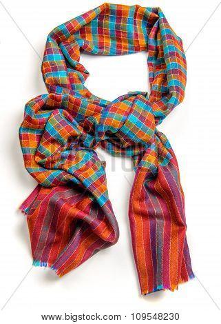 Pashmina antique style shawl