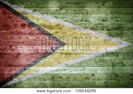 Wooden Boards Guyana