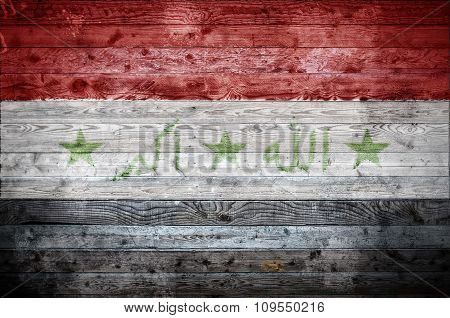 Wooden Boards Iraq