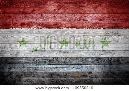 Wooden Boards Iraq