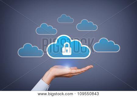 Cloud Computing Concept Data Security