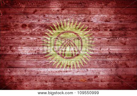 Wooden Boards Kyrgyzstan