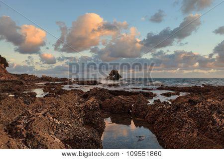 Little Corona Beach, Corona del Mar