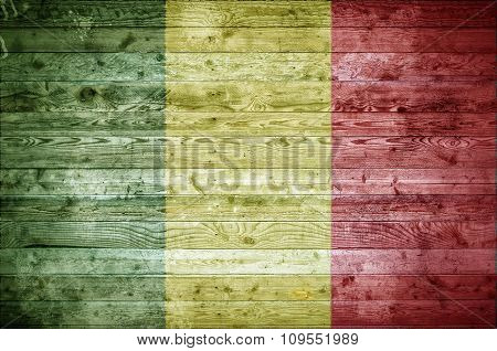Wooden Boards Mali