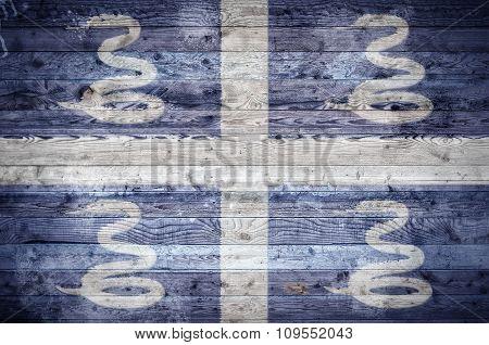 Wooden Boards Martinique