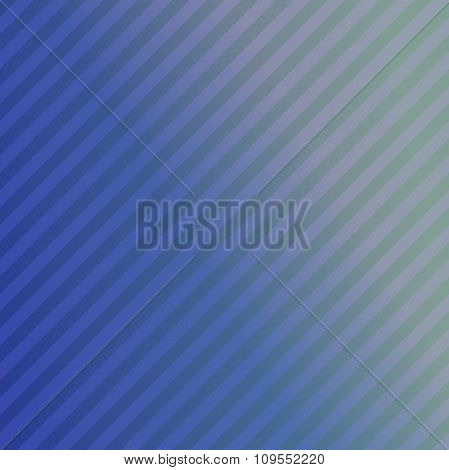 Blue metallic gradient angular stripe background