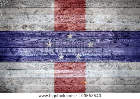 Wooden Boards Netherlands Antilles