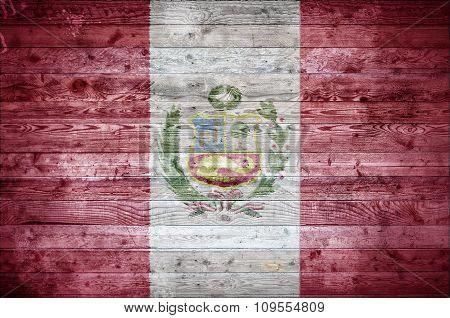 Wooden Boards Peru