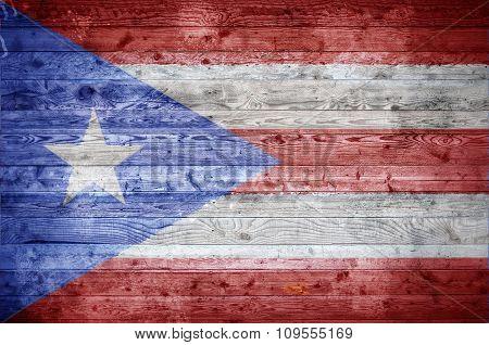 Wooden Boards Puerto Rico