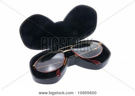 Eyeglasses In Case