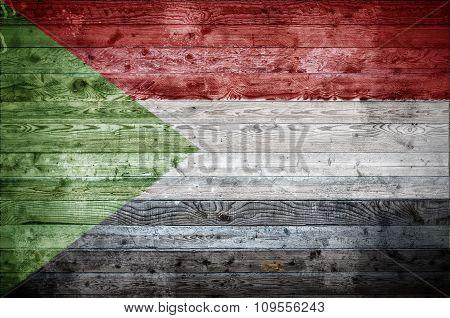 Wooden Boards Sudan