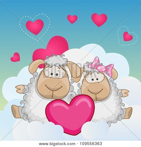 Lovers Sheep