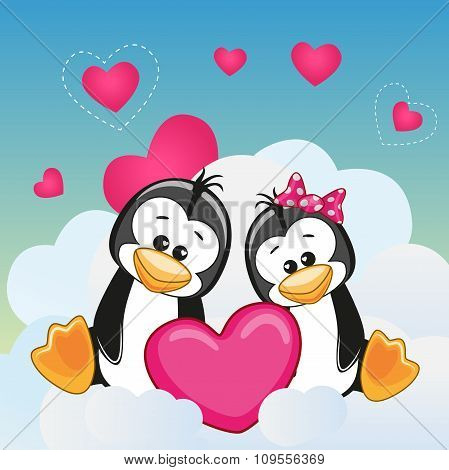 Lovers Penguins