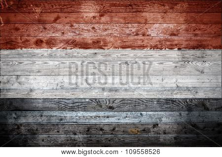 Wooden Boards Yemen