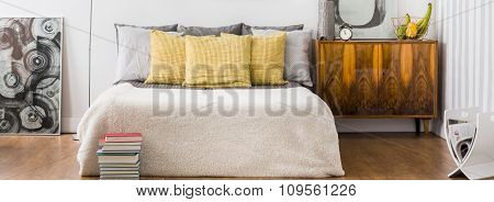 Bedroom For Trendy Couple