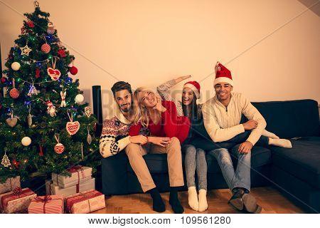 Enjoying Christmas Holidays