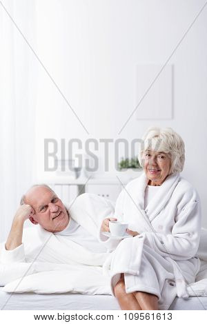 Mature Man And Woman Love