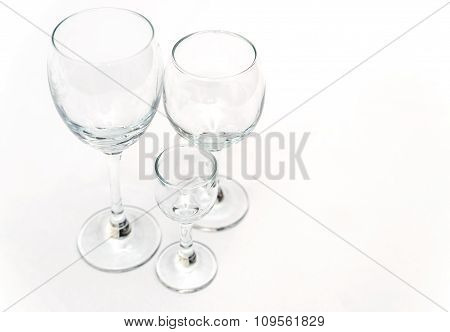 Three Glasses