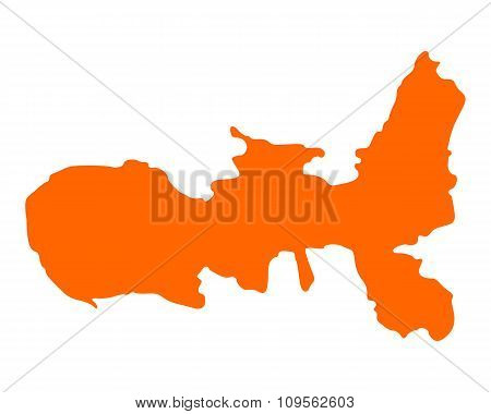 Map Of Elba