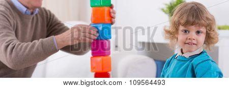 Tower Of Blocks