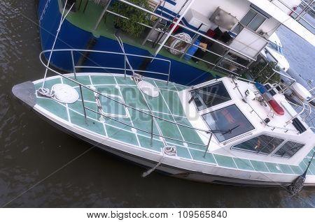 Shanghai Police Boat