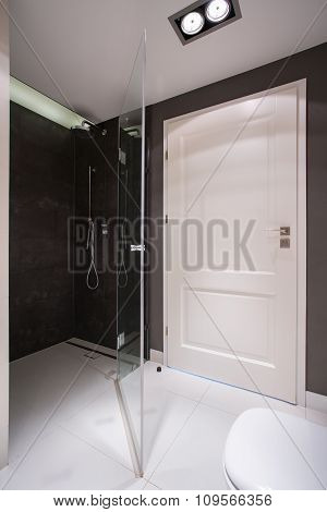 Glass Modern Shower Cabin