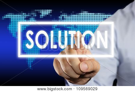 Solution Business Concept