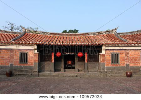 Chinese old house