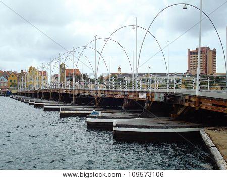 Floating Pedestrian Bridge